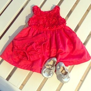 Carters NB adorable dress
